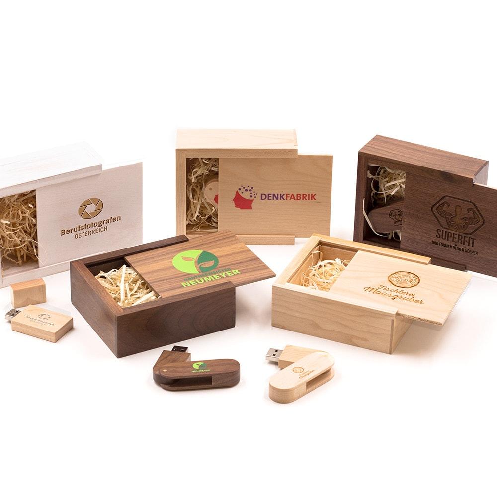 wooden trinket box gallery